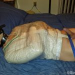 Wrapped in a Straitjacket