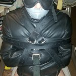 Straitjacket and Belts